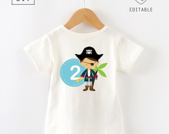 Pirate Shirt iron on transfer | Pirate tshirt | Pirate t-shirt | Pirate shirt iron on transfer |  DIY iron on | Baby Pirate Shirt