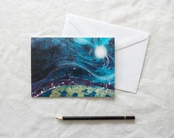 Waking Dream // Card
