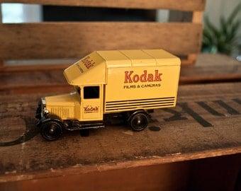 Vintage Kodak Toy Truck