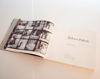 Jackson Pollock by Landau / publisher Abrade Press / Harry N. Abrams 1989