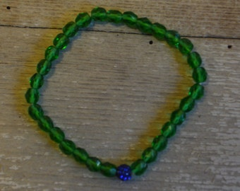 We Are 12 Seahawk Anniversary Bracelet - Proceeds Benefit Cancer Research