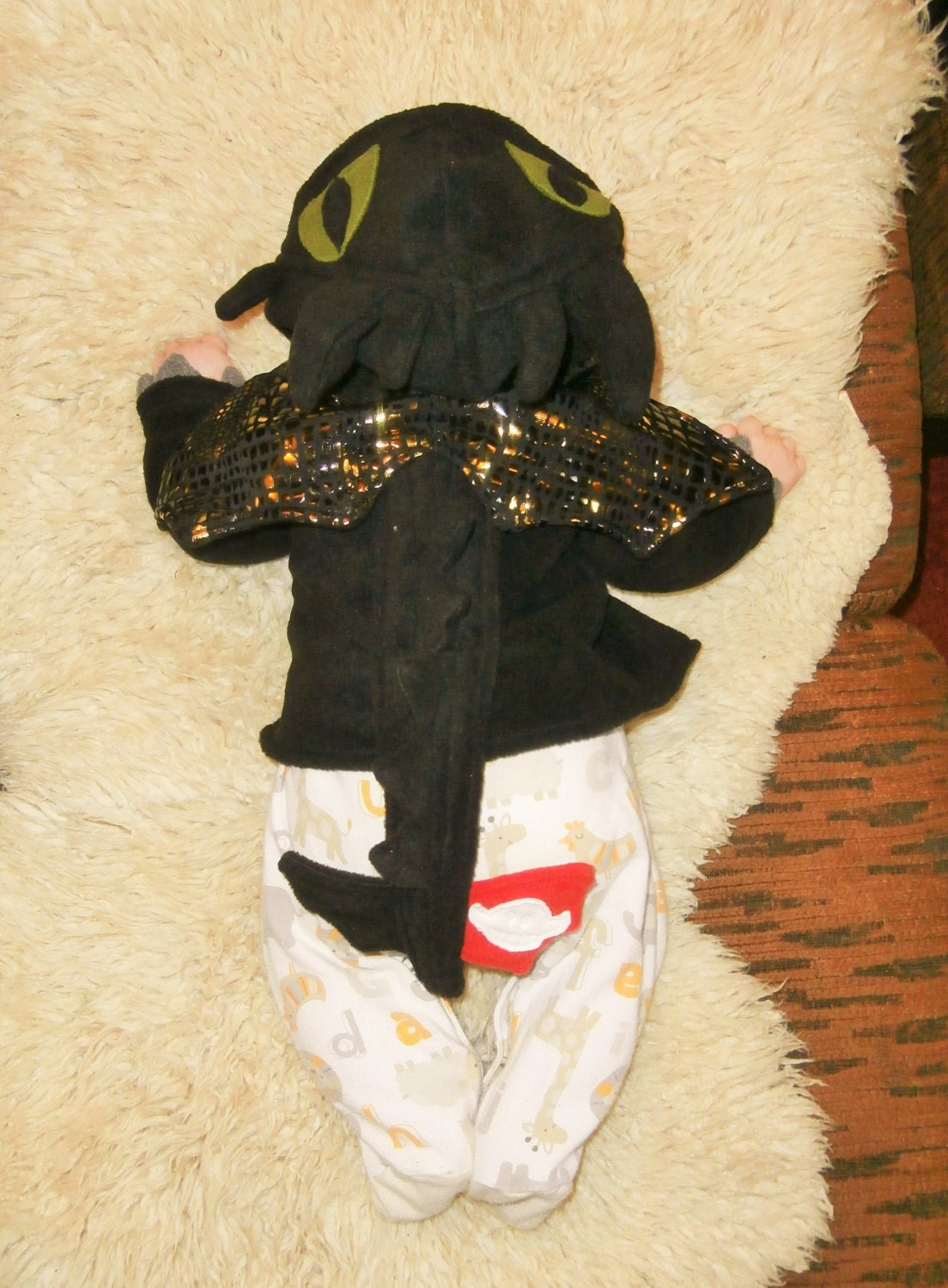 baby toothless  u0026 39 style u0026 39  dragon hoodie how to train by