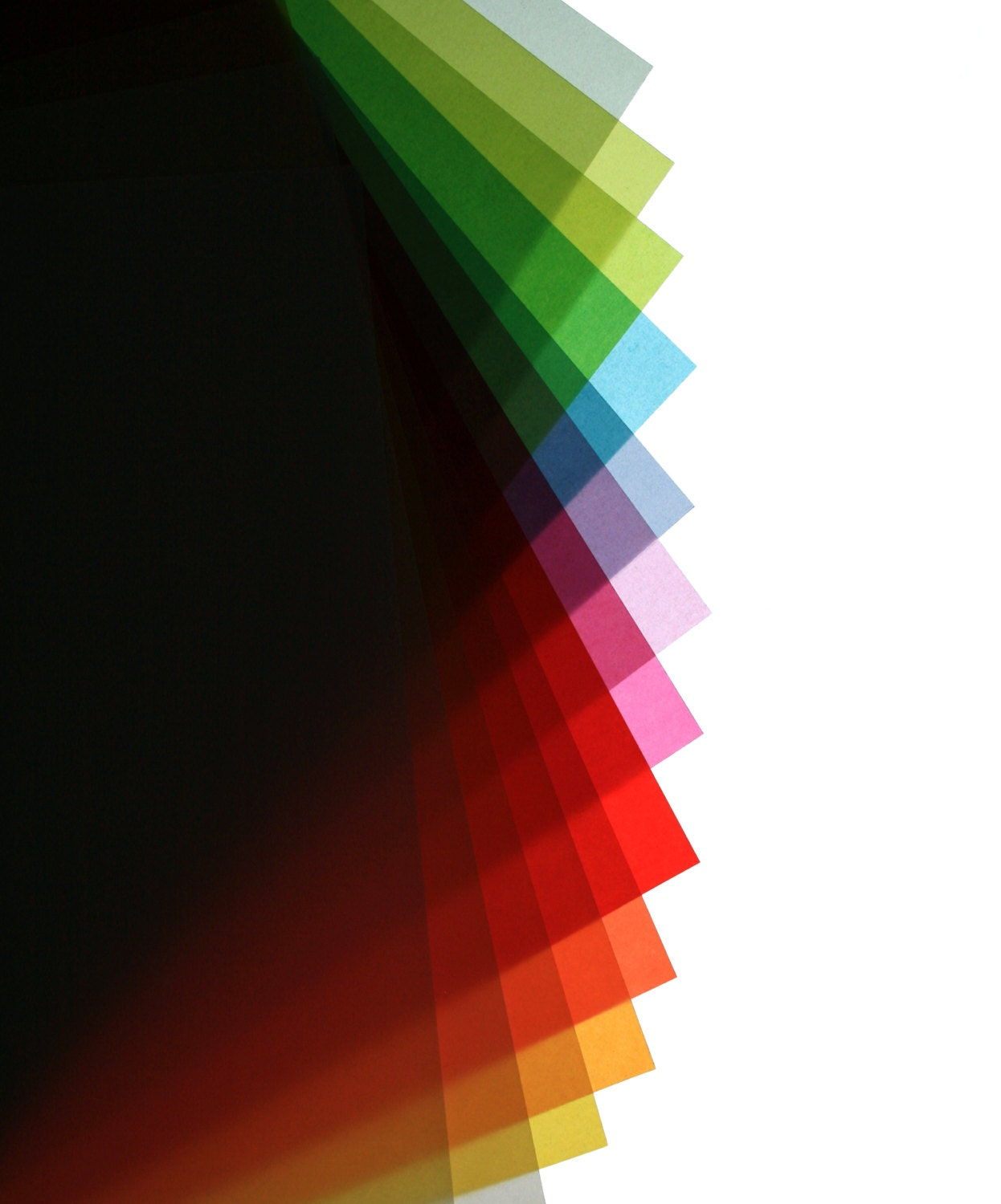 how to make the paper on inkscape a radient colour