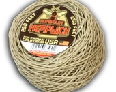 Humboldt Hemp Wick 250 Feet Hemp Beeswax Lighter