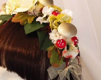 Made to order: Dryad Headband