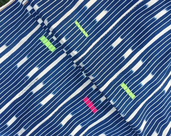 Pinball Wizard Batik Ankara African Wax Print Fabric