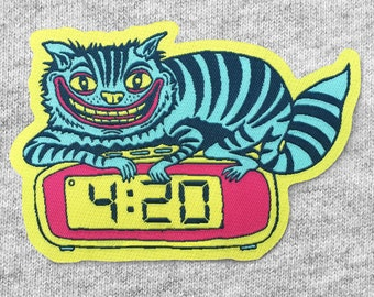 4:20 Cat Patch