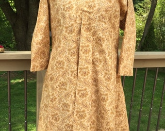 18th Century Bedgown