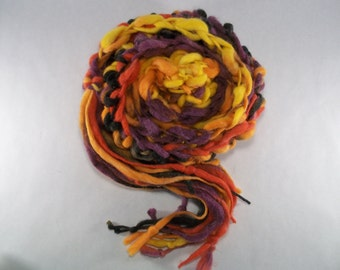 the katia scarf. statement scarf ~ carnival ~