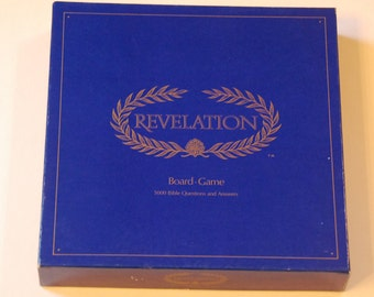 Game0139 Revelation 5000 Bible Questions and Answers Game