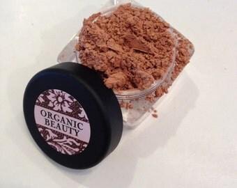 DAYNAH Blush Organic Golden Peach Shade Organic Vegan All Natural Pure Gluten Free