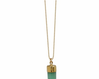 IKAKO necklace - green