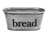 SALE! Bread Kitchen Storage Bucket, Small