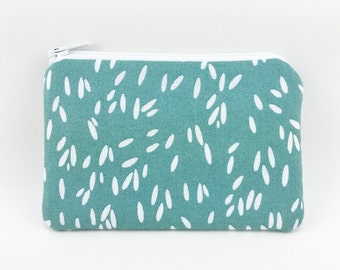 Coin Purse, Small Zipper Pouch, Padded, Little Coin Pouch, Gadget Case, Card Wallet, Gift idea