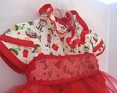 Christmas little dress