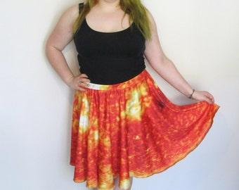 Sun Circle Skirt