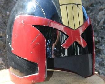 Judge Dredd Replica Helmet