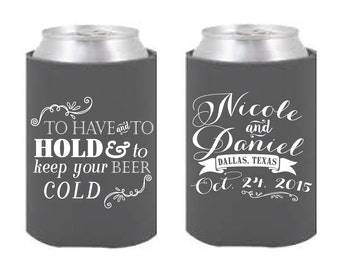 Wedding Favors, To Have and To Hold Wedding Favor, Monogrammed Bridal Wedding Gift, Wedding Monograms, Gifts, Anniversary Party Favors, 1188