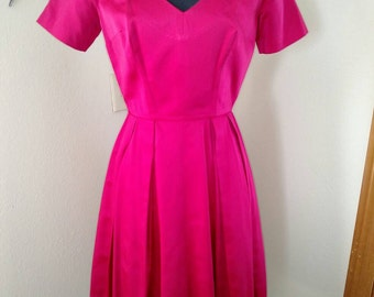 Vintage 1960s Miss Brooks dress