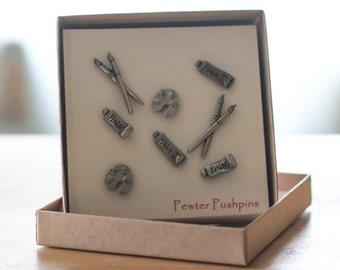 Artist Tool Pushpins