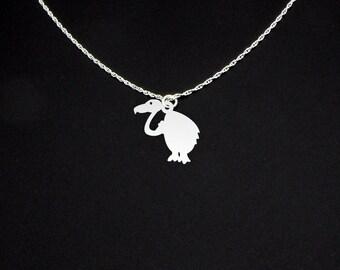 Buzzard Necklace - Buzzard Jewelry - Buzzard Gift