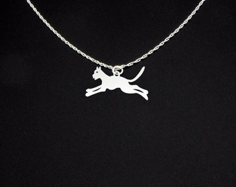 Cheetah Necklace - Cheetah Jewelry - Cheetah Gift