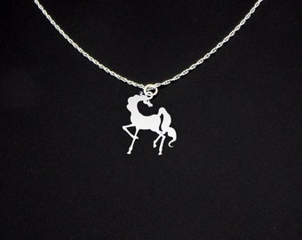 Horse Necklace - Horse Jewelry - Horse Gift - Gift for Horse Lover