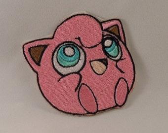 Jigglypuff Pokemon Patch