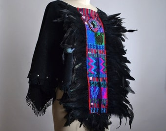 SUMMER SALE Burning Man Clothing - Festival Clothing - Shaman- Pagan - Native American Clothing - Festival Fashion - Burning Man