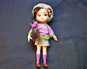 Reserved for Lin 1960s Dolly Darlings Doll HIPSTER Hasbro Doll HTF
