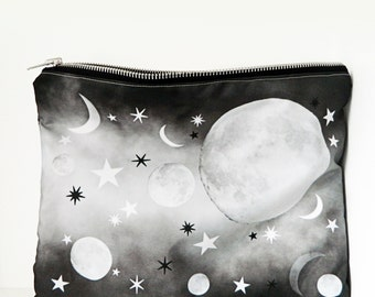 Constellation xl portfolio clutch bag