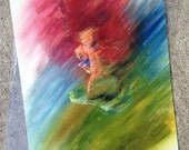 Ariel 8x10 Fine Art Print