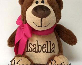Isabella (Already Personalized) -  Teddy Bear