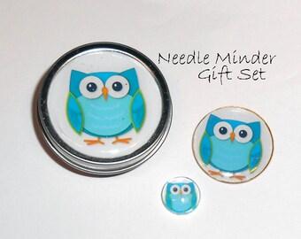 Needle Minder Gift Set - Needle Nanny - Needlework - Cross Stitch Gifts - Needleminder - Sewing Circle Gifts - Mini Magnets - Magnets