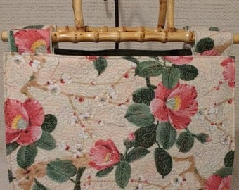 Spring Blossoms Large Tote
