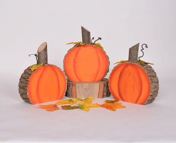 Halloween Painted Wood Crafts