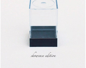 Mini Acrylic Packaging Boxes - Set of 10