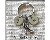 Add an Extra Initial or Number - Initial Jewelry, Initial on Jewelry, Initial Necklace, Initial Bracelet, Initial Keychain