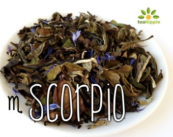 SCORPIO Tea - Zodiac Loose Tea