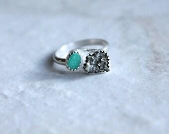 sale THE DRIFT RING -- Pyrite + Debris