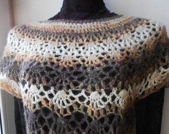 Crochet Dress Crochet Tunic  FREE SHIPPING