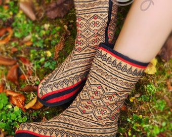 Women's Tribal Vegan Boots, Women's Boots, Tribal Boots, Vegan Boots, Hmong Boots, Hippie Boots, Boho Boots, Gypsy Boots, Ethnic Boots