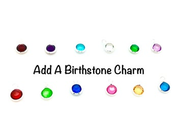 Add A Crystal Birthstone To Your Jewellery!