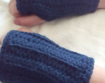 Crochet Fingerless Gloves, Fingerless gloves, hand warmers, fingerless handwarmers