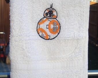 BB8 Towel