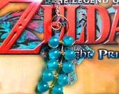 GOING OUT of BUSINESS--50% off Twilight Princess-inspired Vessel of Light necklace