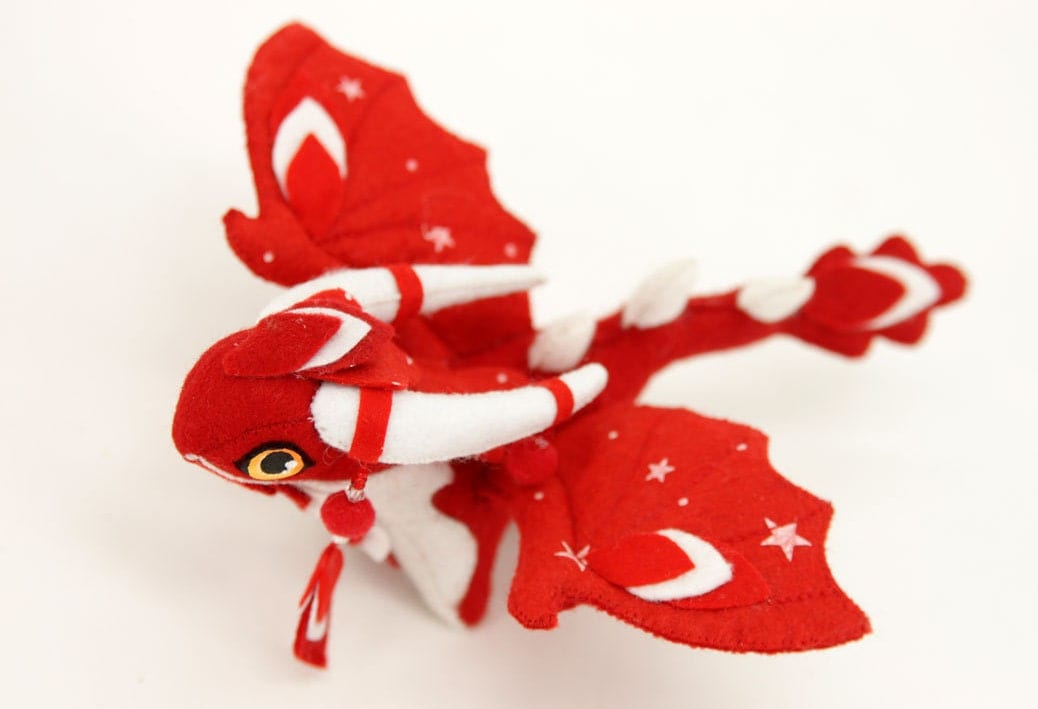 Squishy Dragon Toys : Soft toy dragon ?????? ?? ????? antasy plush animal textile