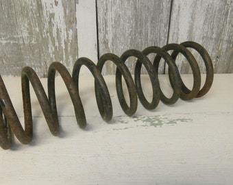 Large Industrial Coil Spring
