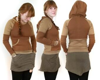 Kleptocracy Pocket Skirt - Custom Made - Wardrobe Staple