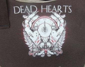 Dead Hearts Hobo Bag